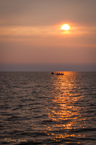 Mille Lacs Lake sunset 7D 1933_Staas
