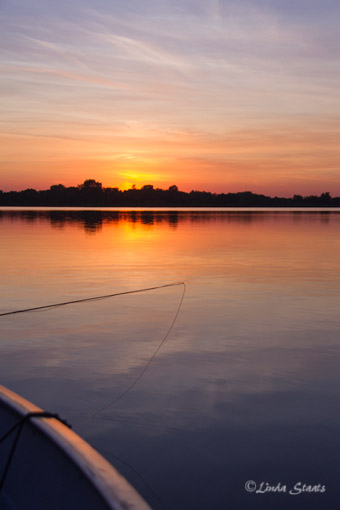 Fishing at sunset 2482_Staats