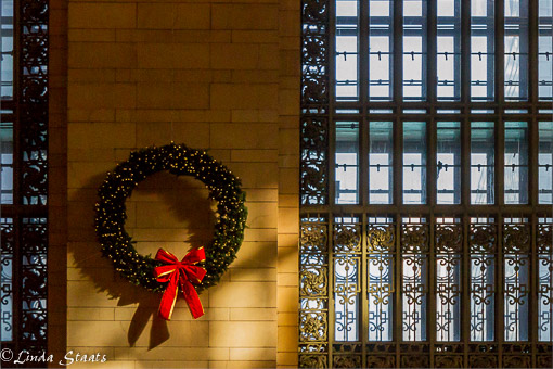 Wreath Grand Central Station 8272_Staats
