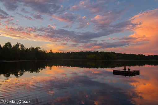 Flaming sunset 10613_Staats