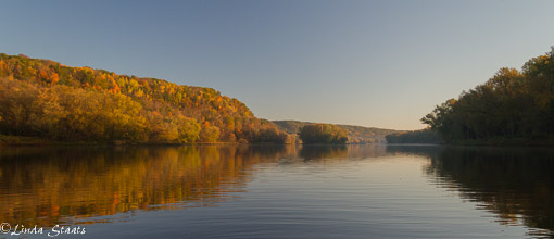 Fall on the St Croix River 11114_Staats