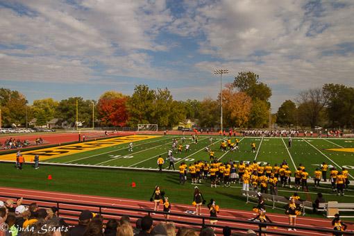 Ottawa University football_Staat11298