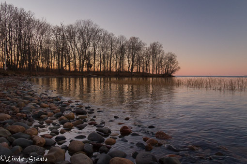 Dusk Mille Lacs Lake_Staats 11673