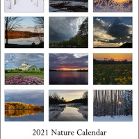 2021 Desk calendar collection